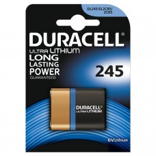 DURACELL Ultra Photo 245 - 6V